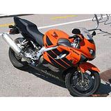 心跳价格销售全新本田CBR954RR摩托车