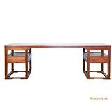 最低价巴西花梨独板架几案9千书桌红花梨鸡翅木酸枝古典家具