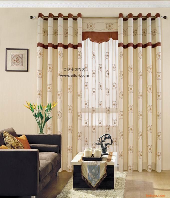 产品窗帘喷绘设计图