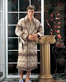 真丝套式睡衣