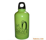专业生产铝制运动水壶/汽车杯/休闲运动用品/礼品
