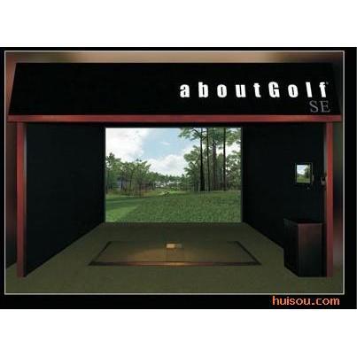 雷达感应模拟高尔夫 美国aboutgolf