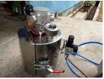 气动真空反应器、气动搅拌器