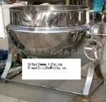 供应可倾式夹层锅