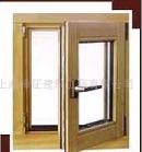 供应高档铝包木门窗