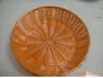 手工塑料编织筐