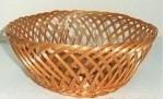 手工塑料编织篮