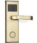 JY-505(方型)锌合金 拉丝标准锁芯