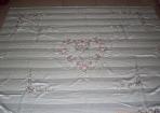 供应厂家批发直销低于成本价处理手工丝带绣床罩五件套