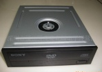 索尼SONY CD-RW刻录机超短机身