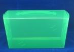 供应塑料鞋盒 颜色透明鞋盒