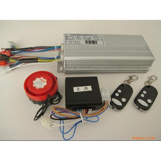 800W/1000W大功率分体防盗控制器 ◆ 快速逐波限流技术确保控制器稳定可靠;