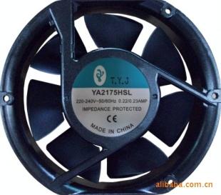 y.j散热风扇厂家提供ya21725hbl