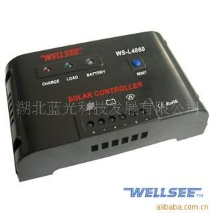 供应48v60a太阳能路灯控制器智能控制器