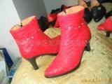 提供女式,鸵鸟皮靴,鸵鸟皮鞋加工