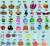 供应鞋扣,鞋花,塑胶鞋扣,EVA花园鞋扣(图)