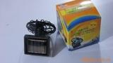 HH8932太阳能风扇夹