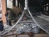 批发供应16米高杆灯灯杆厂家、16米高杆灯路灯