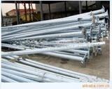 批发供应7米灯标柱灯杆、7米太阳能路灯灯杆