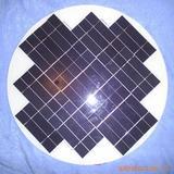 多晶硅太阳能组件--圆板