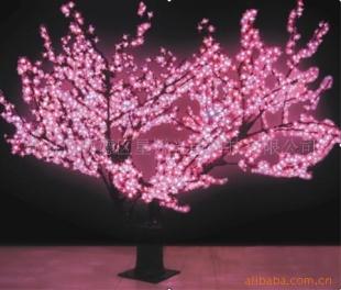 新型led桃树灯