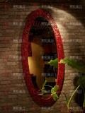 莱韵达家具饰品-花开富贵镜子