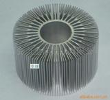 空心太阳花开口槽灯铝铝合金制品铝型材