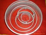 LED灯架管直径220铝合金圆管