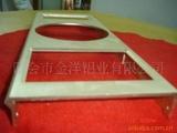 音响铝合金面板铝面板汽车功放面板铝制品