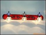 供应LED镜前灯田赛明珠品牌镜画灯批发灯饰灯具