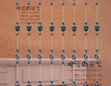 【小额批发】宝石蓝精品门帘11元/米