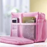 2010款超实用粉色包中包/包内整理包