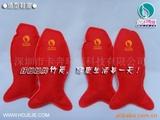 供应竹炭鱼型鞋塞