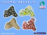 供应<好姐姐牌>竹炭小鞋型鞋塞竹炭工艺品