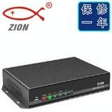 安防/报警设备:四路CIF网络视频服务器存储型