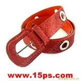 供应皮带,时尚女士皮带-圆环亮点,B7