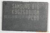 三星256M存储芯片K9G2G08U0M-PCB0