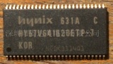 HYNIX现代SDRAM芯片4MX16