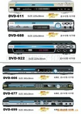 厂家供应小面板DVD播放机,DVD影碟机,全功能