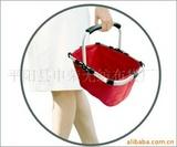 折叠购物篮,购物篮,环保购物篮,超市篮子