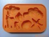 动物形硅胶冰格