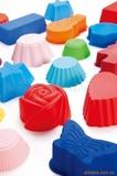 (厂家直销)各种形状硅胶蛋糕模,蛋糕盘,
