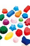 (厂家直销)各种形状硅胶蛋糕模