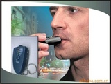 呼吸式酒精检测仪,酒精测试器(图)