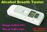 厂家供应带LCD的酒精测试仪,双显示酒精测试仪
