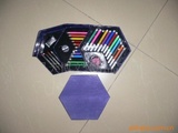 供应组合文具、文具套装、水彩笔套装、蜡笔套装、绘画