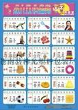 提供凹凸版儿童塑料挂图,塑料挂图,水晶版立体挂图加工