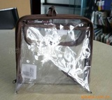 供应PVC袋、化妆包、礼品包装袋、饰品袋、礼品赠品