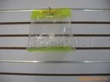 A19拉链袋热合袋高频包塑料卡片