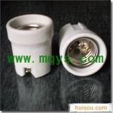 供应E27螺口瓷灯座